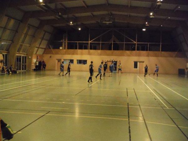 5ème Match Championnat 2ème Division: Csa Epide Doullens 2 - Amiens St Leu 21/11/16