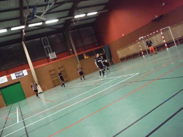 Match de Championnat FCD Ligue Nord 19/12/16: CSLG Senlis - CSA Doullens