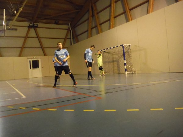 Match Amical Futsal Cagny - CSA Doullens 31/01/17