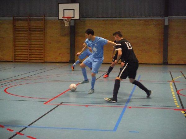 Match de championnat futsal: Amiens Etouvie B - CSA Doullens 06/02/17