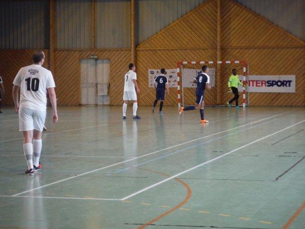 Coupe de Picardie Futsal: Csa Doullens - Compiègne 04/03/17