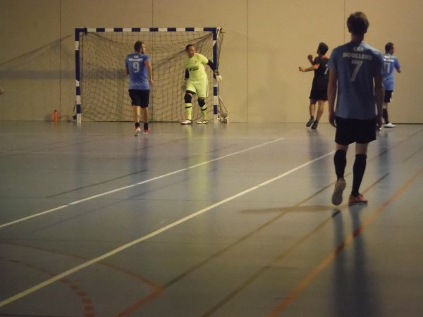 Match Amical Futsal Cagny - CSA Doullens 27/06/17