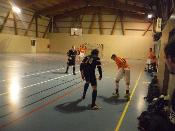 Match Amical Amiens Espoir - CSA Doullens B 29/09/17
