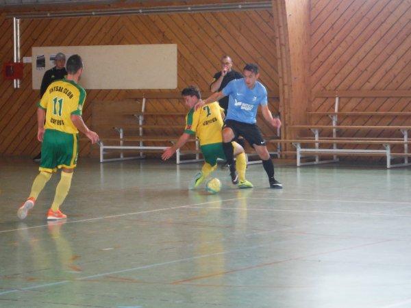 R1 Futsal: CSA Doullens - Cayeux 07/10/17