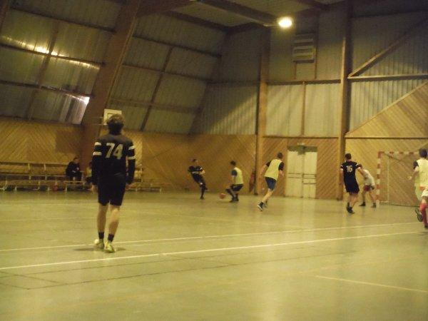 Match Amical CSA Doullens - Pas en Artois 09/10/17
