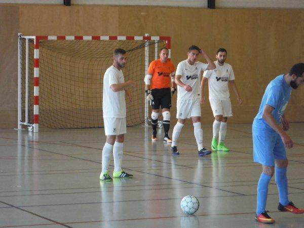 R1 Futsal: Amiens Etouvie - CSA Doullens 14/10/17