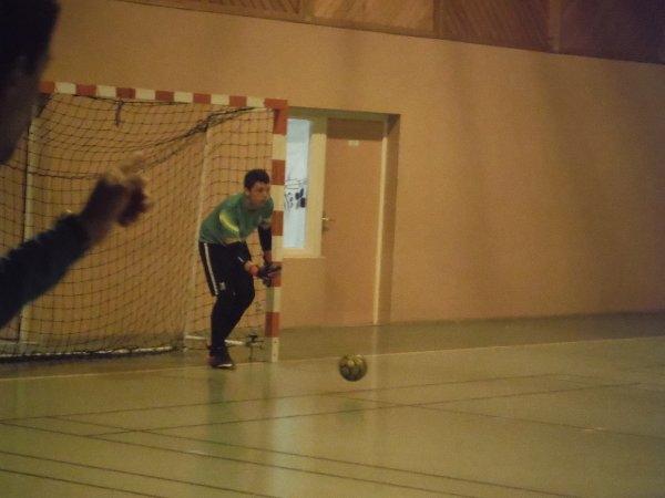 D2 Somme Futsal: CSA Doullens 2 - Conty 16/10/17