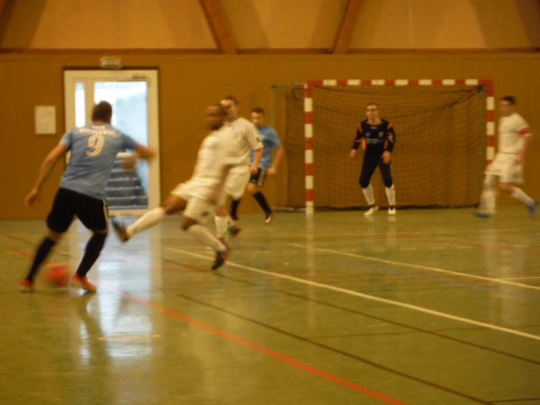 J4 Régional 1 Picardie: Senlis - CSA Doullens 04/11/17