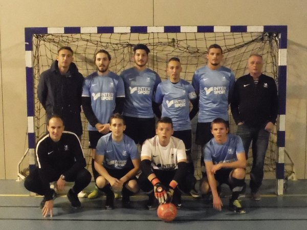 J3: Division 2 Somme: New Team - CSA Doullens B 06/11/17