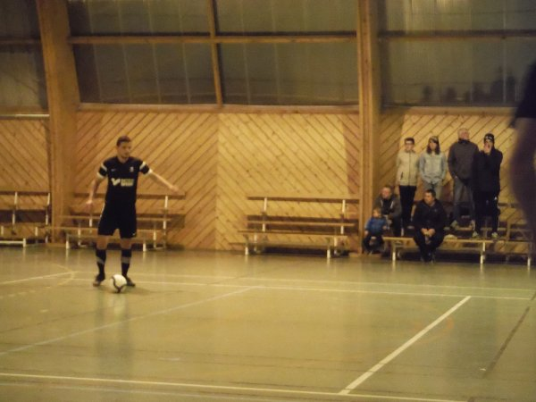 Division 2 Somme Futsal: Csa Doullens 2 - Flesselles 13/11/17