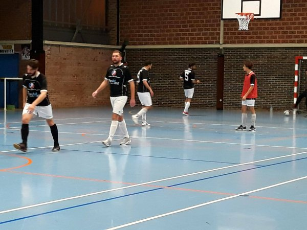 J5 D2 somme: Amiens AFSM - Csa Doullens B  20/11/17