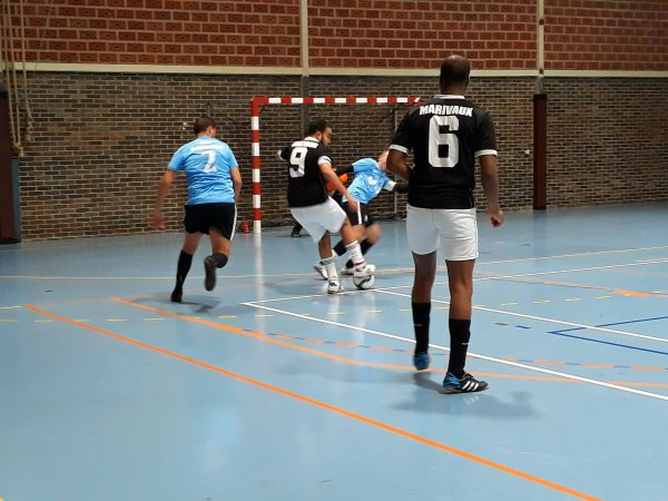 J5 D2 somme Amiens AFSM - Csa Doullens B 20/11/17
