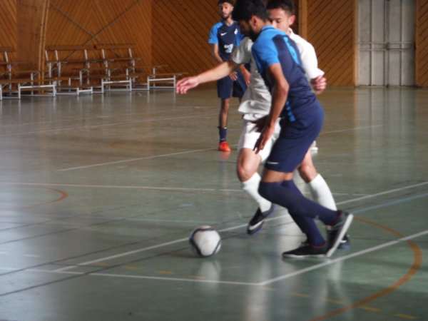 J5 R1: Csa Doullens - Cambronne 25/11/17