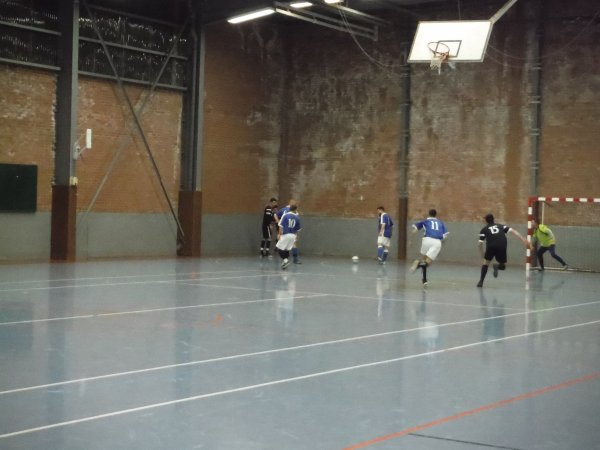 Match Amical Flesselles - Csa Doullens 27/11/17