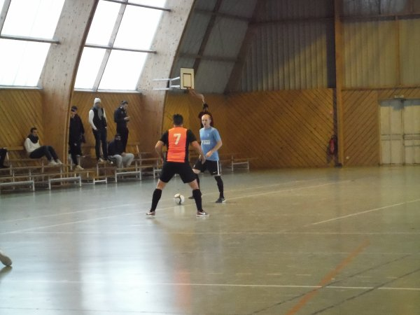 4ème Tour de Coupe Nationale Futsal: Csa Doullens - Libercourt 09/12/17