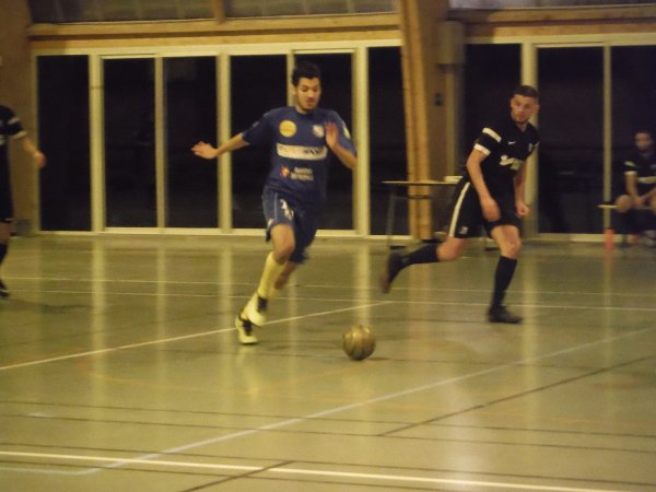 Match Amical CSA Doullens - Ailly/ Noye 11/12/17