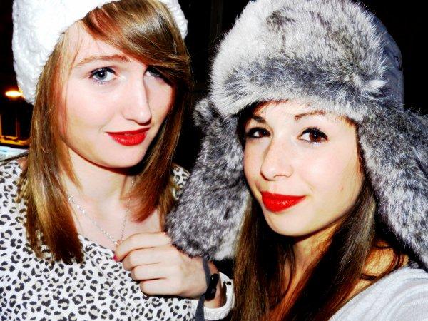 « Une meilleure amie, c'est une soeur que la vie ne ta pas donner. ღ »