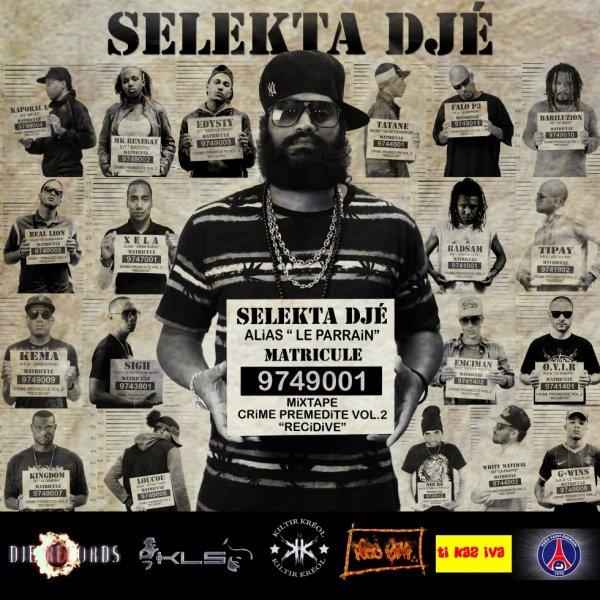 Mixtape Crime Prémédité 2