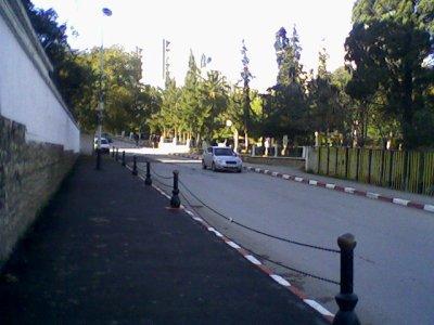 En venant de Sidi Yahia vers Bir Mourad Rais..!