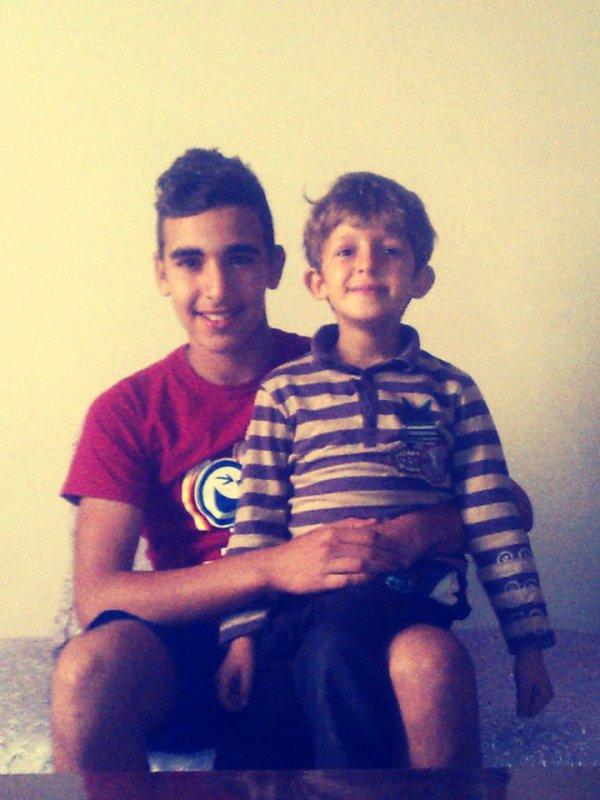 moi et mon petit saleh