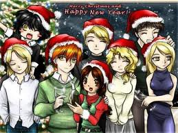 joyeux noel et bonne année 2012