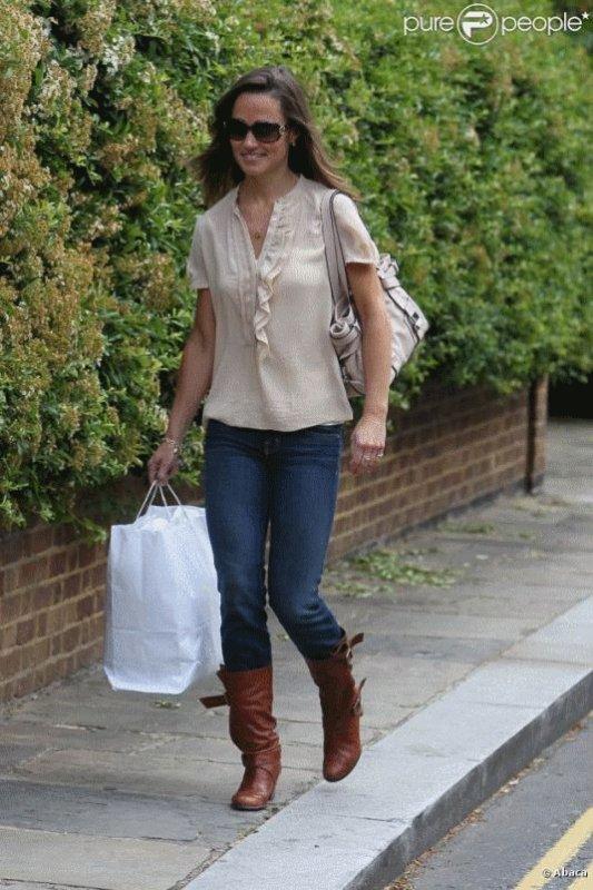 20 mai, Pippa a Chelsea