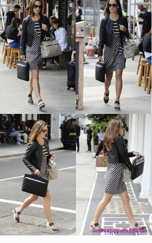 06/07/2011 Pippa dans Chelsea