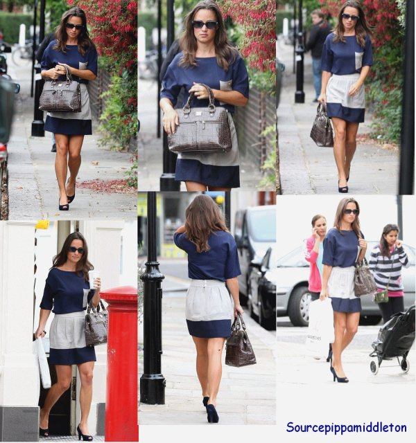 17/08/2011  Pippa dans Londres