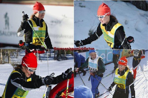 Pippa middleton Compétition