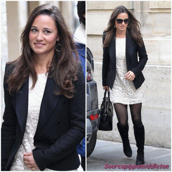 14/04/2012 Pippa dans Paris