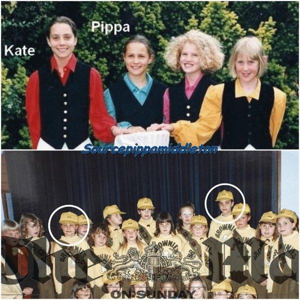 Anciennes photos de Pippa