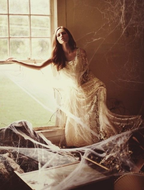 Nous tissons notre destin, nous le tirons de nous comme l'araignée sa toile.  -François Mauriac