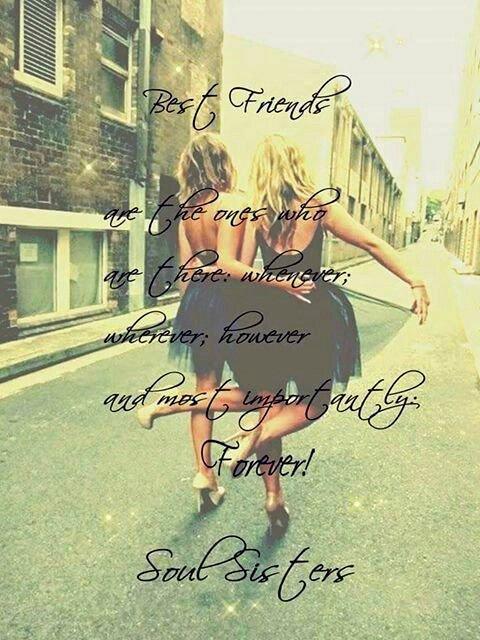 «Un meilleur ami est comme un trèfle à quatre feuilles; il est difficile à trouver et on est chanceux de l'avoir»