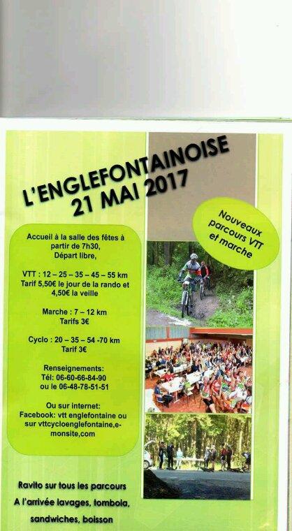 Programme du 21 mai 2017