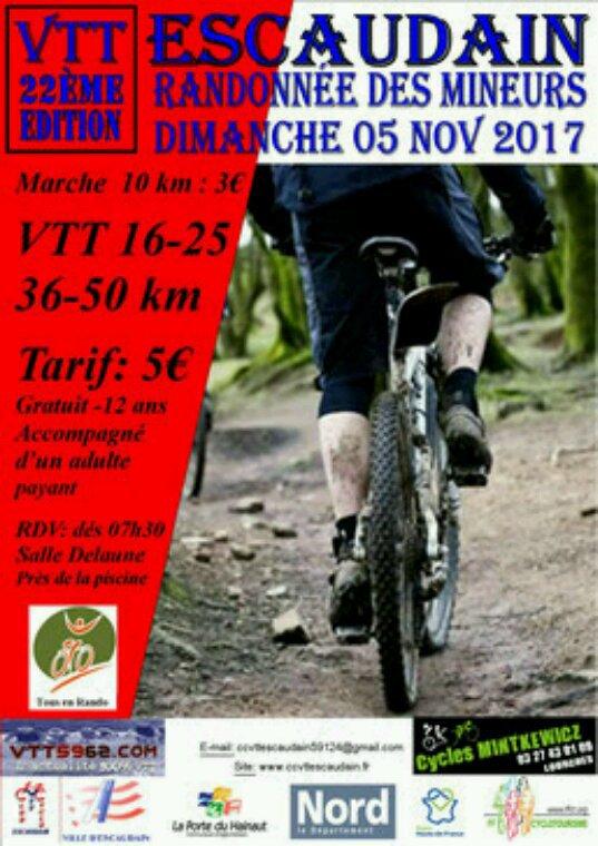 Rando VTT ce week-end. ...