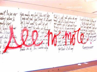 """Lancement de """" See No More """" à Livestream"""
