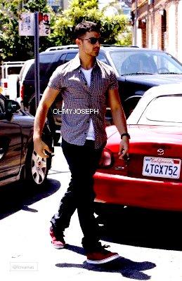 14/06/11, Joe s'est promener dans Los Angeles + nouvelle vidéo officiel sur Joe