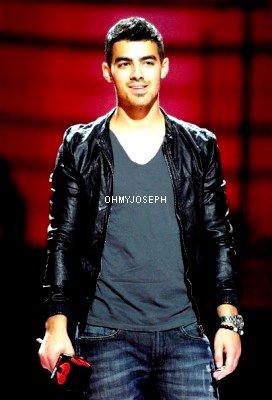 23/09/11, Joe était au Festival pour iHeartRadio à Las Vegas