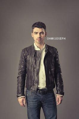 Photoshoot de Joe pour le magasine Glamour