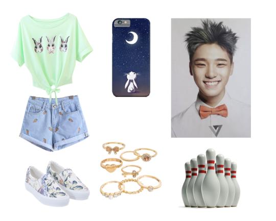 Outfits Hoshi / The8 / Mingyu / Dino