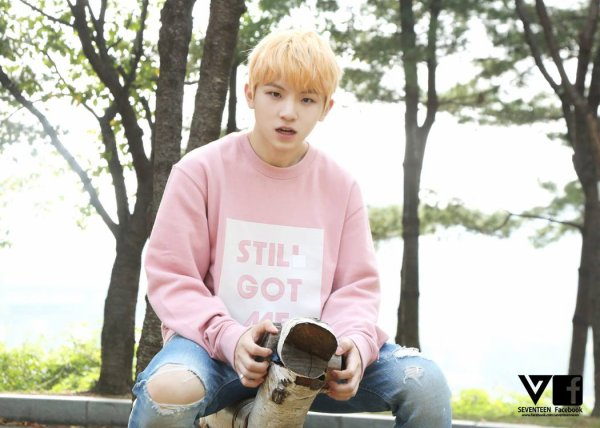 BOYSBE Photos Facebook Woozi