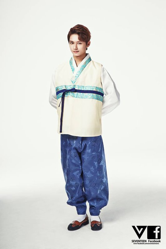 BOYSBE Photos Facebook Hanbok #2