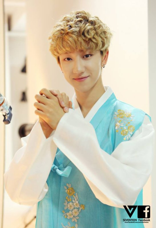 BOYSBE Photos Facebook Hanbok #4