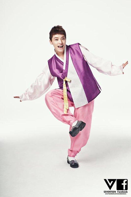 BOYSBE Photos Facebook Hanbok #5