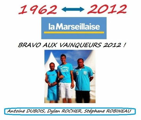 """La Marseillaise 2012"" : on ferme le ban !"