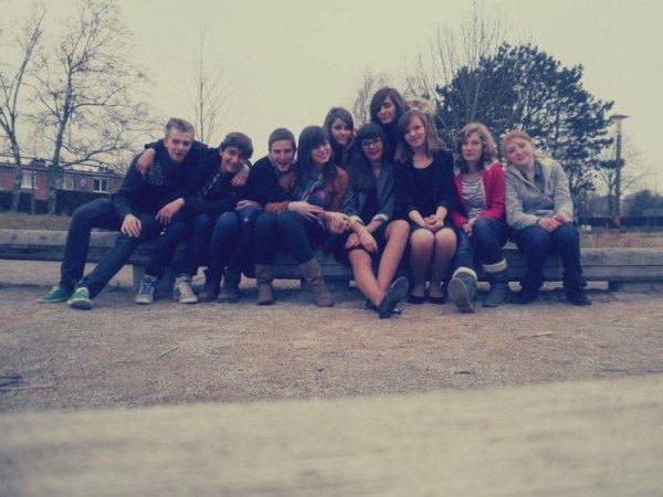Mes amies :)