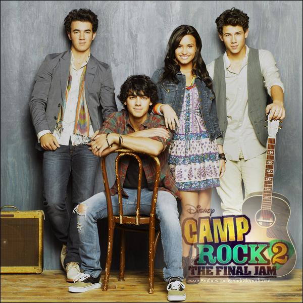 .         . A l'occasion de sa sortie, gagne le DVD Camp Rock 2, sa BO & bien plus ! ___________________-----------------------___________Avec Brothers-Jonas-Rock & Jonas Brothers concours !      .           Pour cette rentrée, Brothers-Jonas-Rock & Jonas Brothers Concours vous donnent la possibilité de remporter le DVD Camp Rock 2 : Le Face A Face, sa BO, le soundtrack de JONAS L.A., t-shirt Jonas Brothers, des GOODIES & bien plus !  Le 1er gagnera le DVD de Camp Rock 2, la B.O & un t-shirt Jonas Brothers. Le 2èm remporte le DVD du film Camp Rock 2 ainsi que le soundtrack de JONAS L.A & des Goodies & la 3ème personne aura la B.O de Camp Rock 2. C'est simple, il suffit juste de vous inscrire ici, ensuite demandez à vos amis de votez pour vous. Les votes seront clos Samedi 16 Octobre e à minuit. Bonne chance à tous, & si vous avez des question ou autres, n'hesitez pas !  .     ___________------_________________ S'inscrire au concours / Accèdez à la page & votez     ___________---_-__________________Lien à mettre sur vos blogs Skyrock : http://tinyurl.com/3846r97        .     .