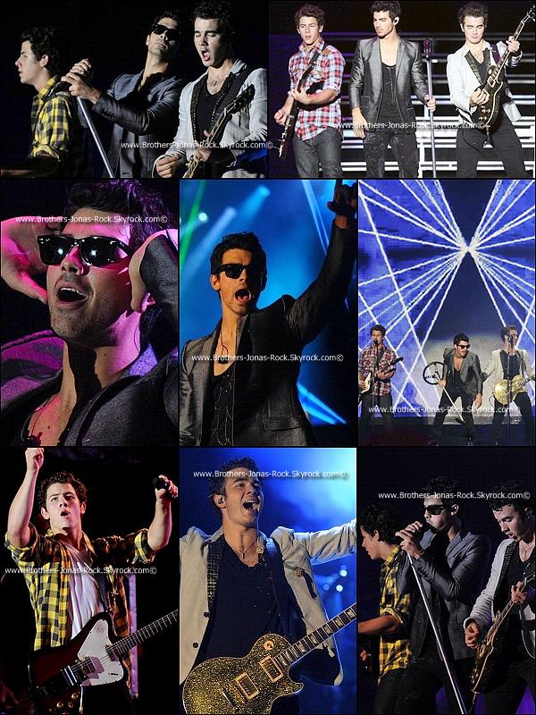 0        24 & 26/10/10 : Les Jonas donnent un concert au Mexique & à Costa Rica, pour le promo de CR2.  0