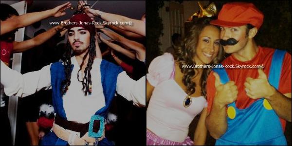 .     Aperçu des déguisements d'Halloween de Joe, Kevin ainsi que Danielle ...    .
