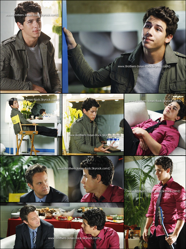 . Stills de la série « Mr. Sunshine » dans la quelle Nick fera son apparition.  .